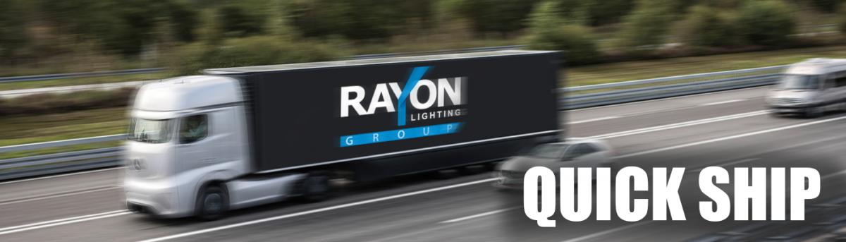 quick ship rayon lighting group